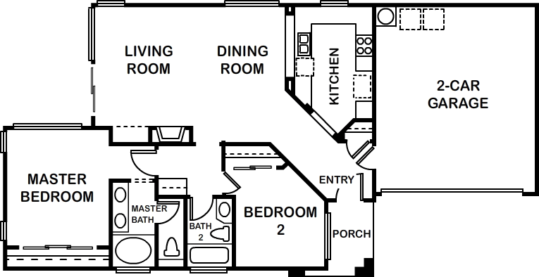 Lovely Floor Plan